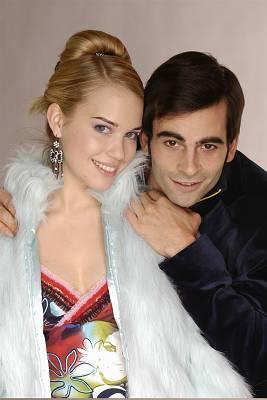 Kim et David